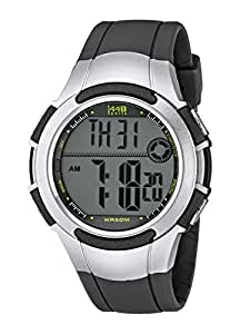 Timex Men's T5K238 1440 Two-Tone Sport Watch with Grey Resin Band