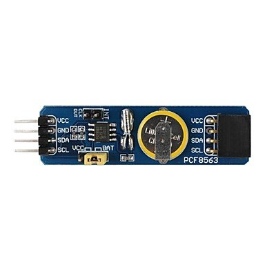Commoon Pcf8563 Rtc Board (Pcf8563T Cmos Real-Time Clock Calendar Development Module Kit)