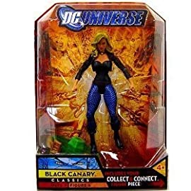 DC Universe CHLD DCU BLACK CANARY [Toy]