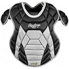 Buy Rawlings Youth Catchers Chest Protector, Matte Black by Rawlings