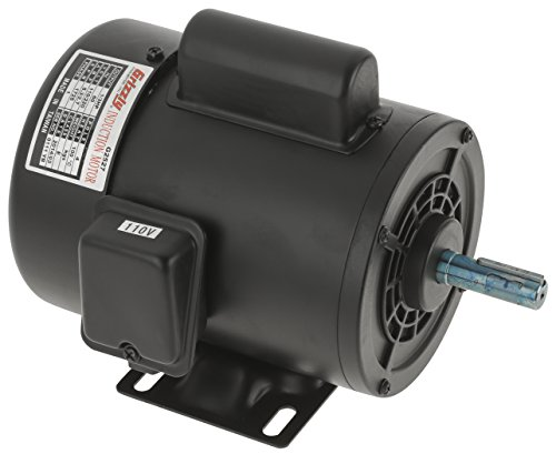 Grizzly G2527 Single-Phase Motor (Lathe Motor compare prices)