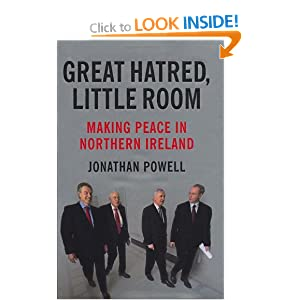 Great Hatred, Little Room - Jonathan Powell