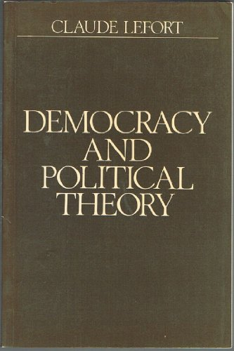 Democracy and Political Theory