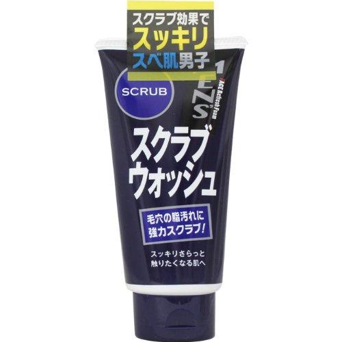 グローバル メンズスクラブ洗顔フォーム130g