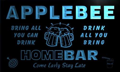q01115-b-applebee-family-name-home-bar-beer-mug-cheers-neon-light-sign