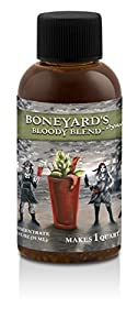 Bloody Mary Mix 2 oz Rode-E Concentrate