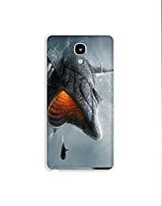 Samsung Galaxy Note 3 ht003 (41) Mobile Case from Mott2 - Shark Submarine Ship (Limited Time Offers,Please Check the Details Below)