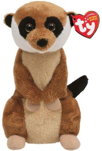 Ty Beanie Baby Burrows Meerkat