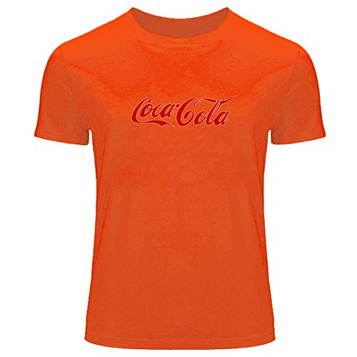 Coca Cola Logo Printed For Boys Girls T-shirt Tee Outlet