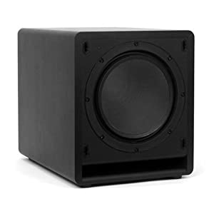Klipsch SW-112 Reference Series Powered Subwoofer - Each (Black)