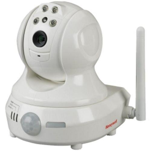 Honeywell Ademco IPCAM-PT Compact Pan & Tilt IP Camera (Camera Honeywell compare prices)