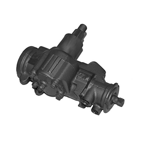 Detroit Axle - Complete Power Steering Gear Box Assembly - Lifetime Warranty - for Chevrolet and GMC Trucks (Steering Gearbox For 99 Dodge Ram compare prices)