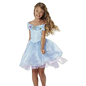 CINDERELLA LIVE ACTION 82058 Ella's Blue Dress Costume