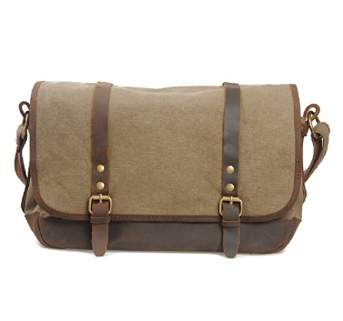 nasis-unisex-retro-casual-canvas-hiking-traveling-satchel-messenger-bag-al4045-green