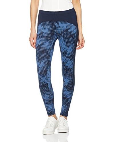 Diadora Leggings himmelblau/blau