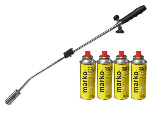 butane-gas-weed-wand-blowtorch-garden-torch-weeds-killer-burner-blaster-4-gas-canisters