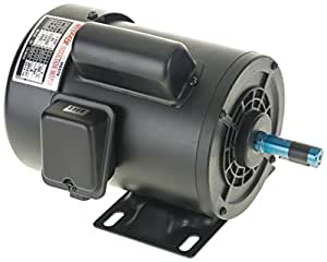 Grizzly h5375 motor 1 2 hp single phase 3450 rpm tefc 110v for 7 5 hp 220v single phase motor