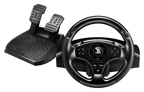 Thrustmaster T80 RS PS4/PS3 Officially Licensed Racing Wheel (Pc Ps3 Steering Wheel compare prices)