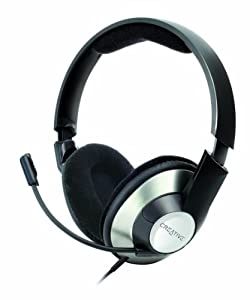 Creative Labs 51EF0390AA001 ChatMax HS-620 Headset