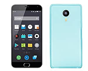 Noise TPU Back Cover for Meizu M2 Note- Blue