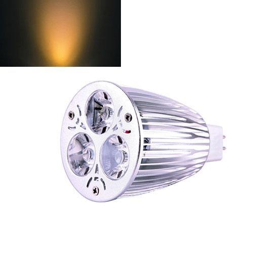 Ultra Bright Mr16 12W Led Dimmable Spot Light Downlight Lamp Bulb Warm White