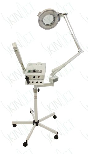 Ozone Steamer, 5 Diopter Magnifying Lamp & High Frequency By Skin Act front-81523