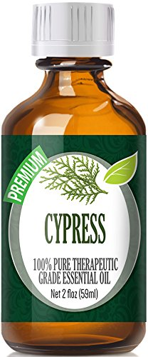 Cypress (60ml) 100% Pure, Best Therapeutic Grade Essential Oil - 60ml / 2 (oz) Ounces