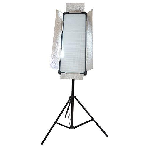 Queenshiny Améliorez 3100 Photographie Vidéo LED Studio Light éclairage couleur Dimmable Haute CRI