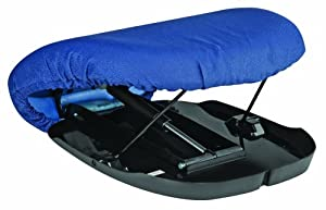 Duro-Med Seat Assist Chair Lift, Blue, (200-340 lbs)