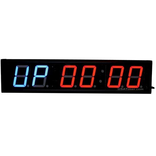 usa timer programmable crossfit interval wall timer with wireless41nc5k4qayl 01_sl500_ jpg