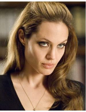 ANGELINA JOLIE 8x10 PHOTO PORTRAIT WANTED