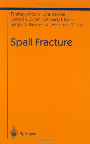 Spall Fracture (Shock Wave And High Pressure Phenomena)