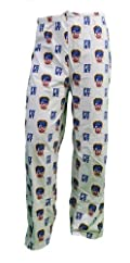 LADIES FDNY EMBLEM PAJAMA/LOUNGE PANTS