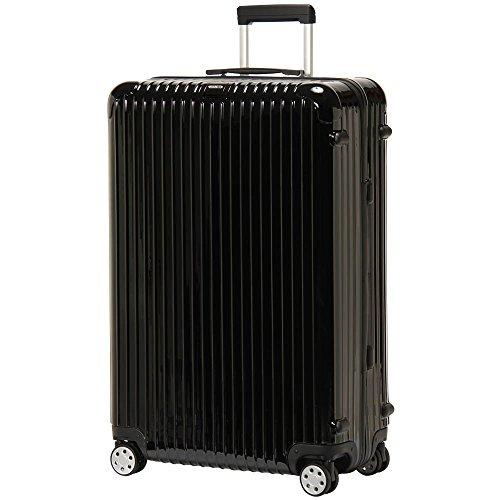 RIMOWA リモワ 【4輪】 サルサ デラックス スーツケース マルチ 870.77 87077 【Salsa Deluxe 】 Multiwheel ブラック 97L (830.77.50.4)