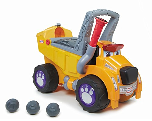 Little Tikes Big Dog Truck Ride On JungleDealsBlog.com