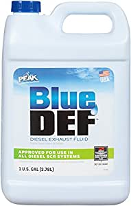 BlueDEF DEF003 Diesel Exhaust Fluid - 1 Gallon