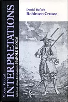 Critical essays on defoe's robinson crusoe
