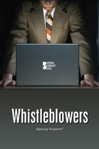Whistleblowers (Opposing Viewpoints)
