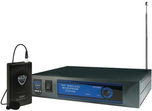 Wireless Lavalier Mic Sys