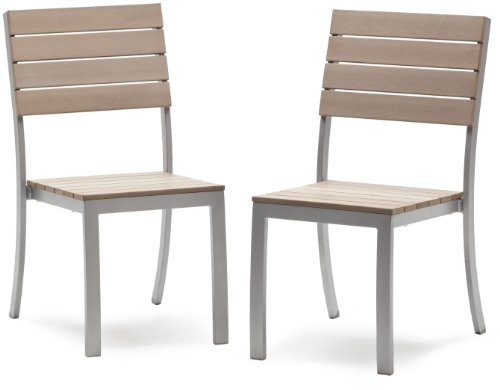 black friday strathwood brook dining armless chair set of 2 cyber