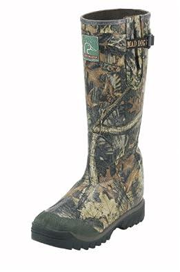 Amazon Com Men S Ducks Unlimited 17 Quot Rubber Knee Boots