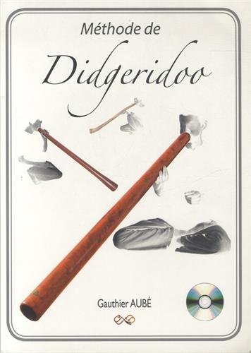 Méthode de Didgeridoo + CD