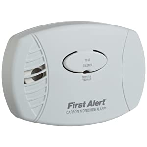 First Alert Carbon Monoxide Detector Review Of First