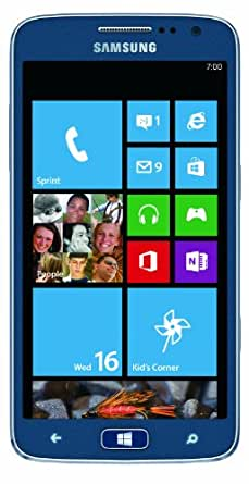 Samsung ATIV S Neo, Royal Blue 16GB (Sprint)