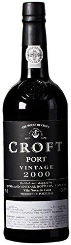 2000 Croft Vintage Port 750 mL