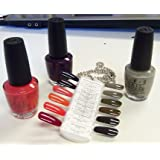 OPI Complete 12pc Touring America Collection T23~t34