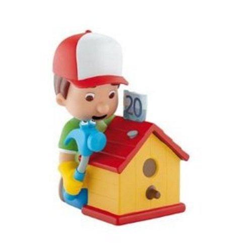 Bully - B12231 - Figurine - Tirelire - Handy Manny
