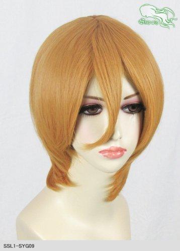 スキップウィッグ 魅せる シャープ 小顔に特化したコスプレアレンジウィッグ マシュマロショート ミカン