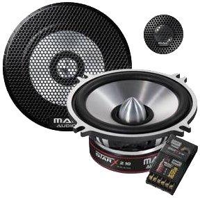 Magnat Mac Audio StarX 2.10 Système composite 2 voies 360 W