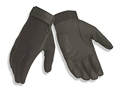 HATCH Specialist All-Weather Shooting/Duty Glove, Black (NS430)